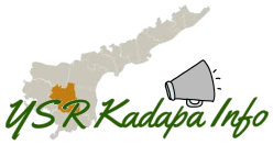 YSR Kadapa News Information